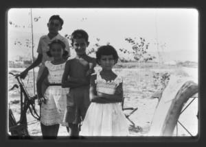 Nardo, Josita, Alfredo y Gloria