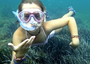 Submarinismo en Dénia
